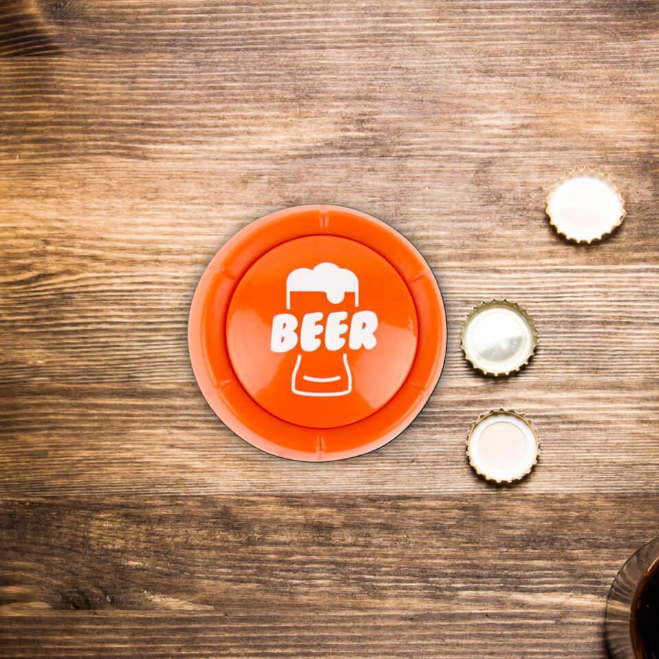 Ausgefallengadgets - Beer Noise Button - Onlineshop Sowas Will Ich Auch