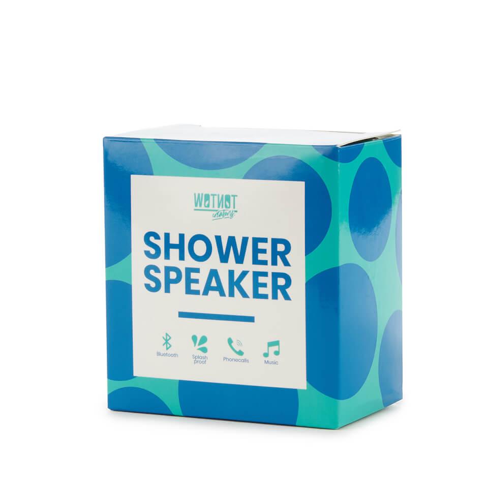Ausgefallengadgets - WotNot Creations Bluetooth Shower Speaker - Onlineshop Sowas Will Ich Auch