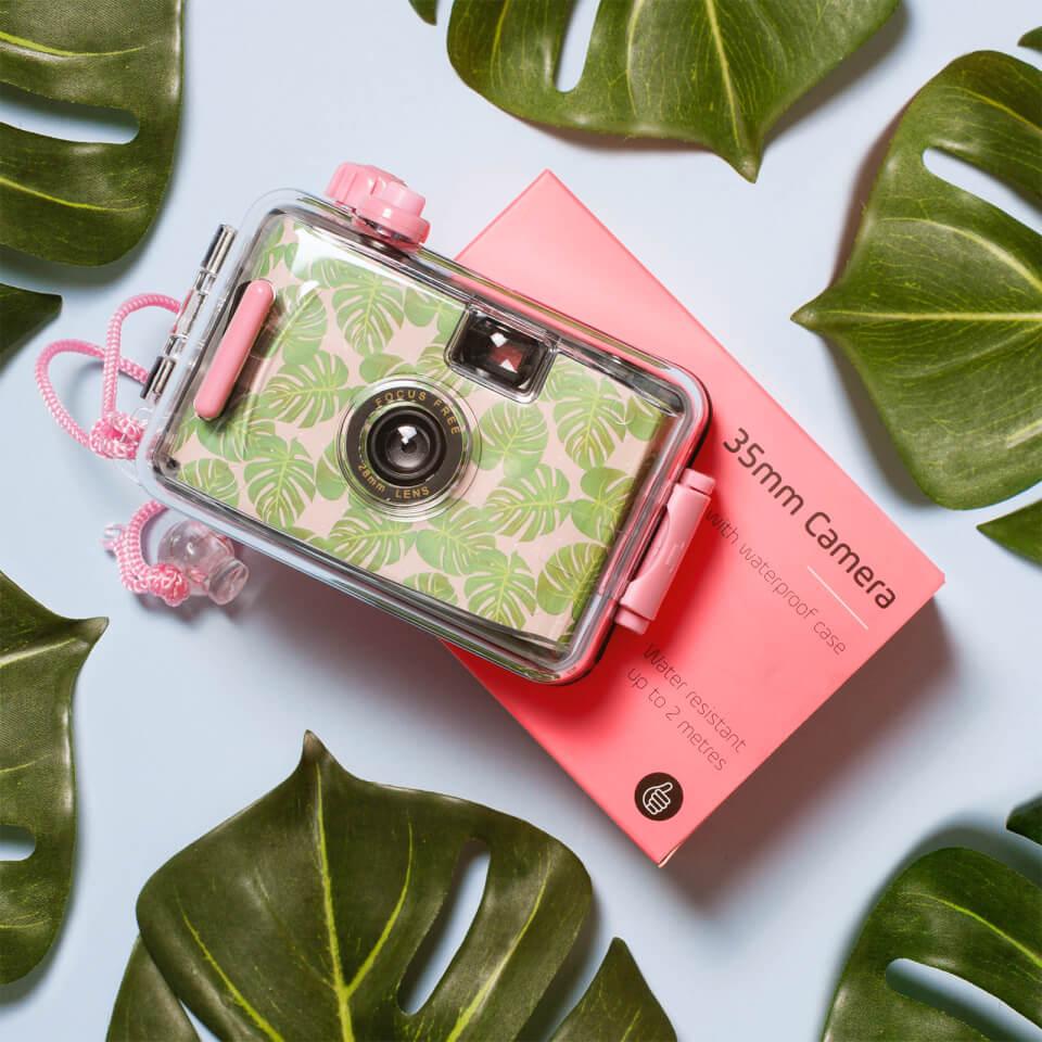 Ausgefallengadgets - Thumbs Up 35mm Film Camera with Waterproof Case - Onlineshop Sowas Will Ich Auch