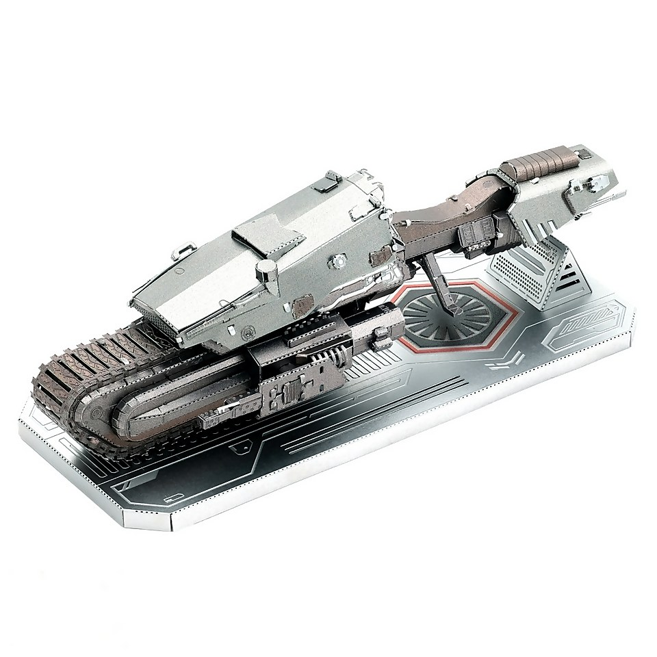 Nützlichfanartikel - Star Wars Episode 9 Metal Earth 3D Construction Kit First Order Treadspeeder - Onlineshop Sowas Will Ich Auch