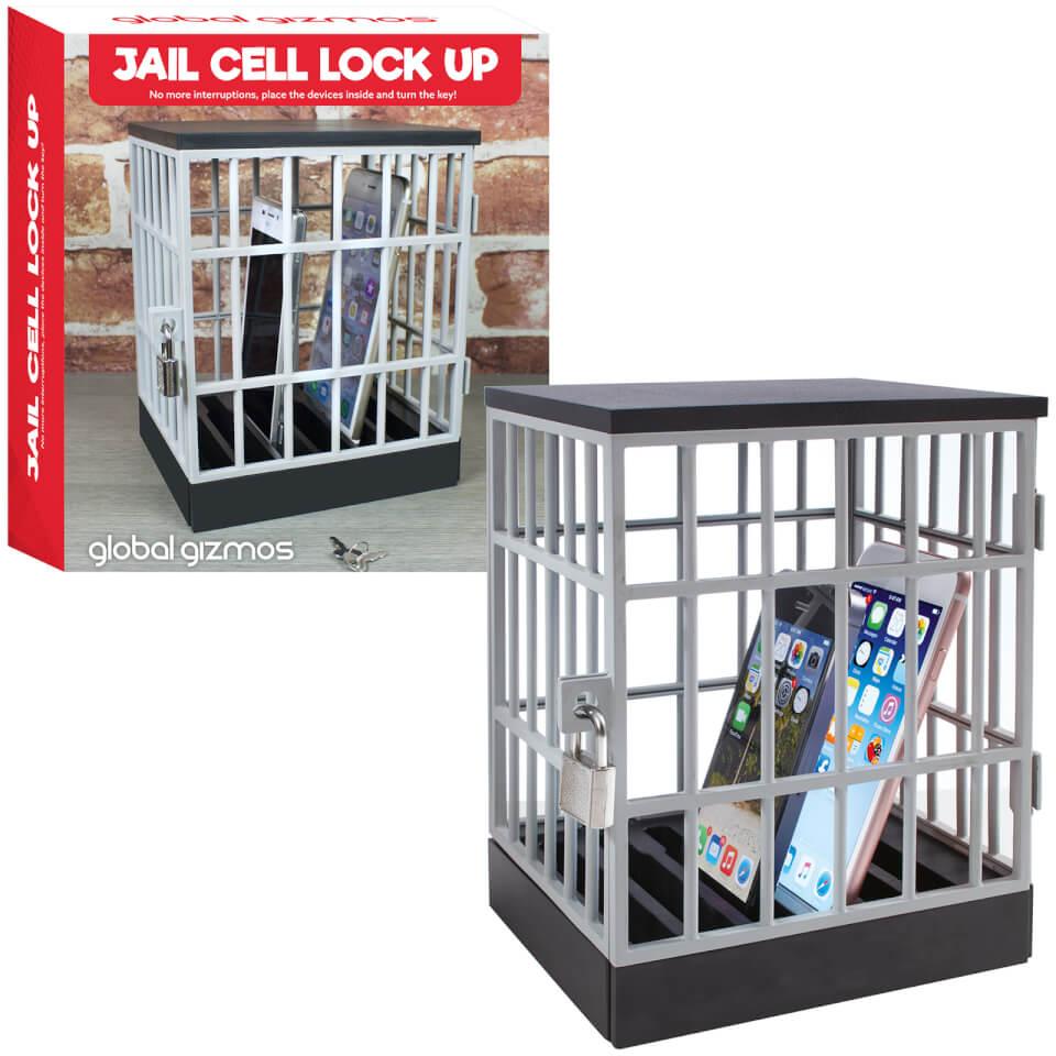 Ausgefallengadgets - Global Gizmos Jail Cell Lock Up - Onlineshop Sowas Will Ich Auch