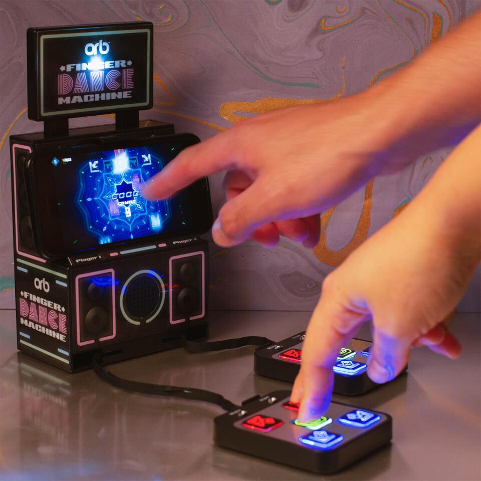 Ausgefallengadgets - Retro Finger Dance Machine - Onlineshop Sowas Will Ich Auch