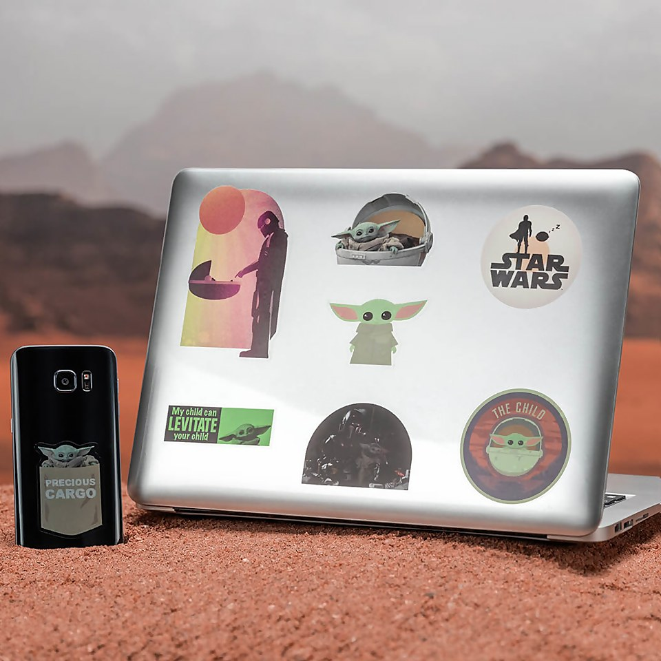 Ausgefallengadgets - The Child Gadget Decals - Onlineshop Sowas Will Ich Auch