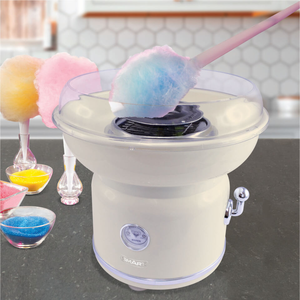 Ausgefallengadgets - SMART Worldwide Smart Candy Floss Maker - Onlineshop Sowas Will Ich Auch