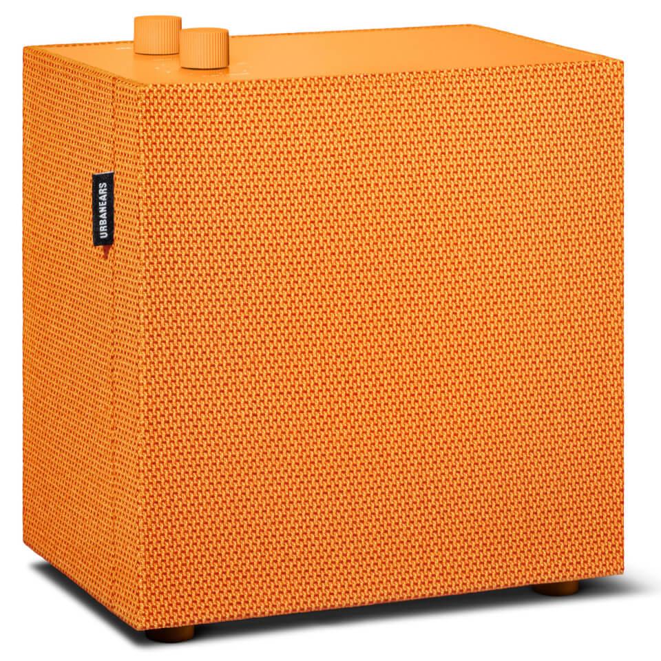Ausgefallengadgets - Urbanears Lotsen Speaker Goldfish Orange - Onlineshop Sowas Will Ich Auch
