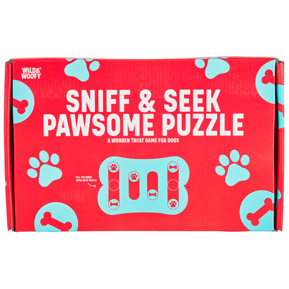 Ausgefallenkreatives - Dog Puzzle Game - Onlineshop Sowas Will Ich Auch