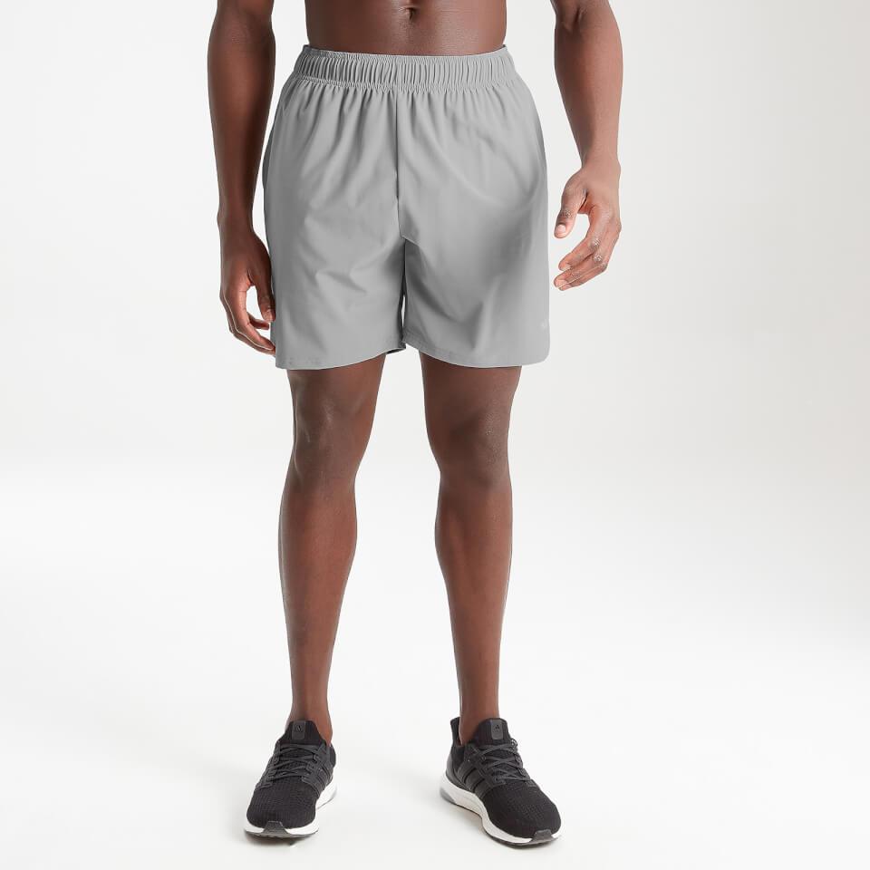 MP Men's Essentials Woven Training Shorts - Storm Grey - XS