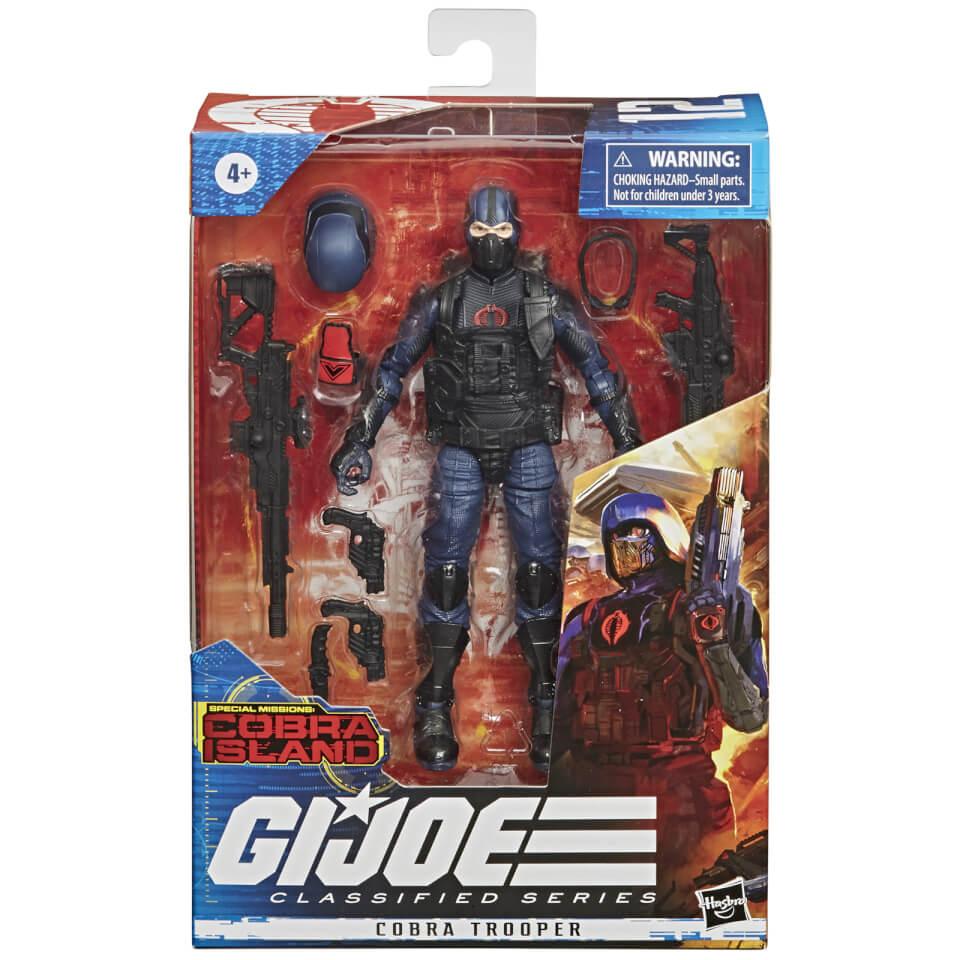Hasbro G.I. Joe Classified Series Cobra Trooper Action Figure