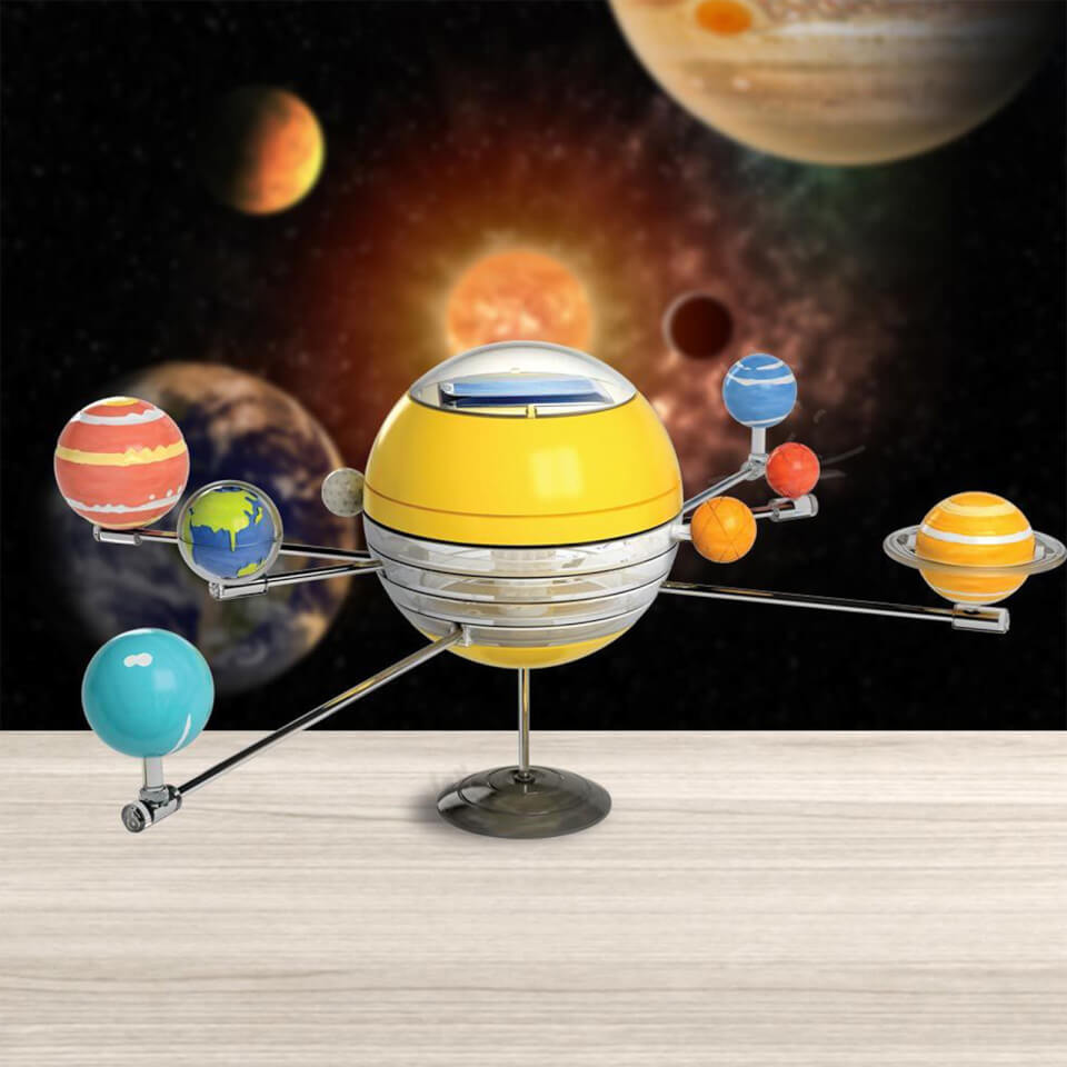 Ausgefallengadgets - The Source The Solar System Kit - Onlineshop Sowas Will Ich Auch