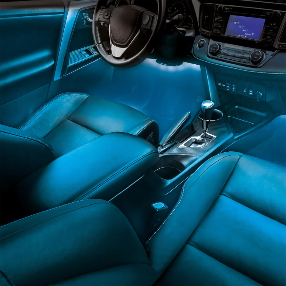 Ausgefallengadgets - The Source Car Atmospheres Led Lights - Onlineshop Sowas Will Ich Auch