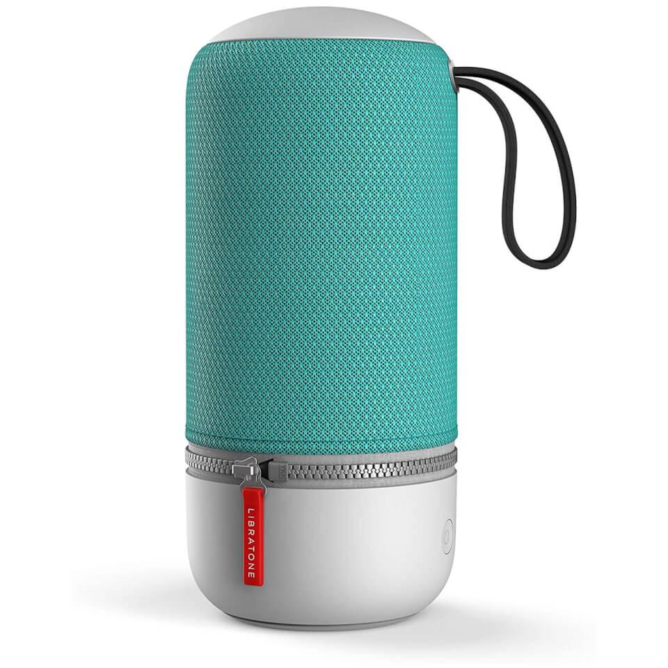 Ausgefallengadgets - Libratone Zipp Mini 2 Portable Wireless Speaker with Amazon Alexa Green - Onlineshop Sowas Will Ich Auch