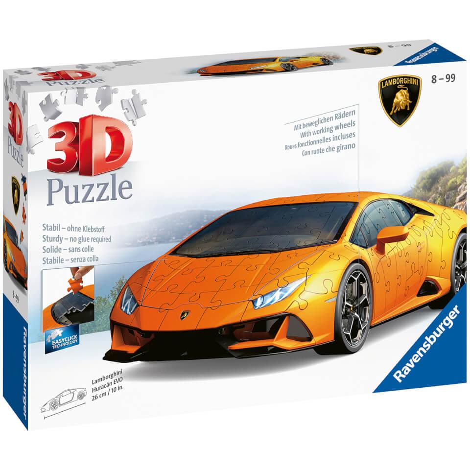 Ausgefallenkreatives - Ravensburger Lamborghini Huracan Puzzle (108 Pieces) - Onlineshop Sowas Will Ich Auch