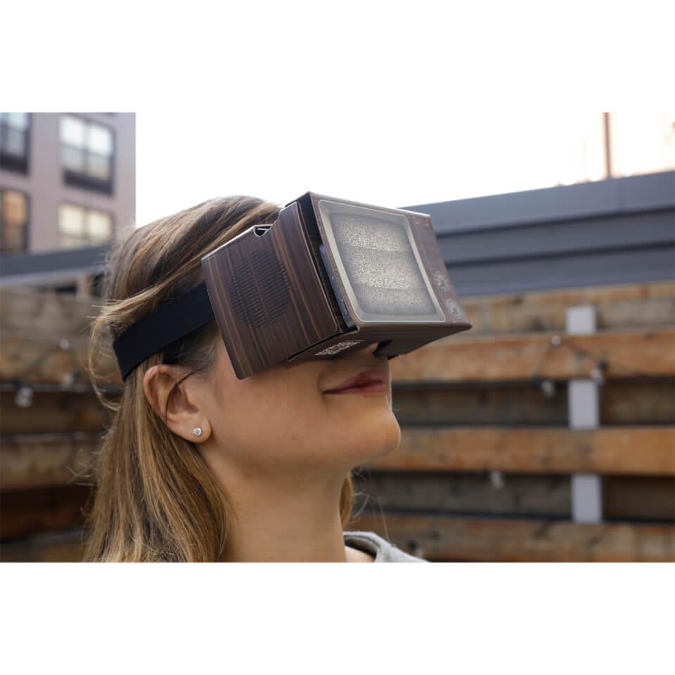 Ausgefallengadgets - Kikkerland Retro TV VR Glasses - Onlineshop Sowas Will Ich Auch