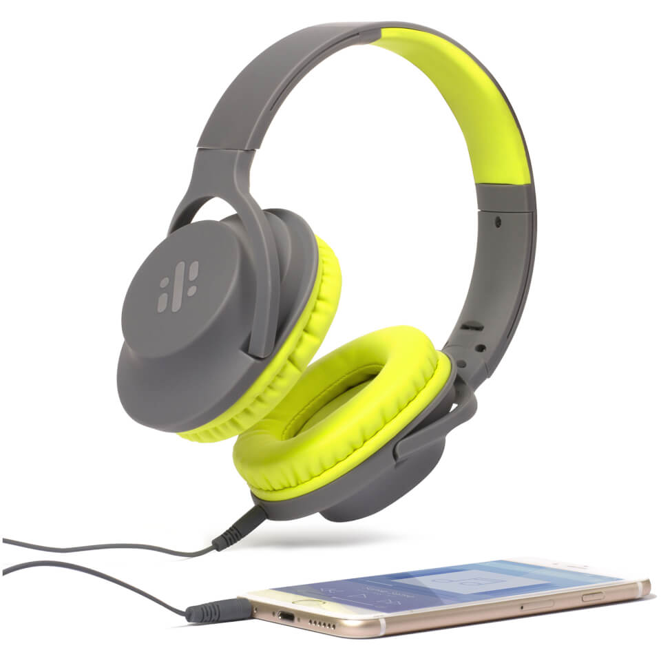Ausgefallengadgets - Swipe Play DJ Headphones - Onlineshop Sowas Will Ich Auch