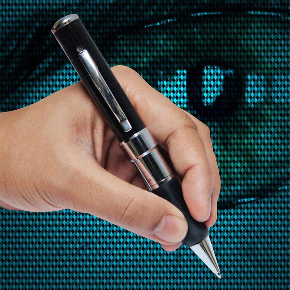 Ausgefallengadgets - Thumbs Up! Spy Pen 4GB - Onlineshop Sowas Will Ich Auch