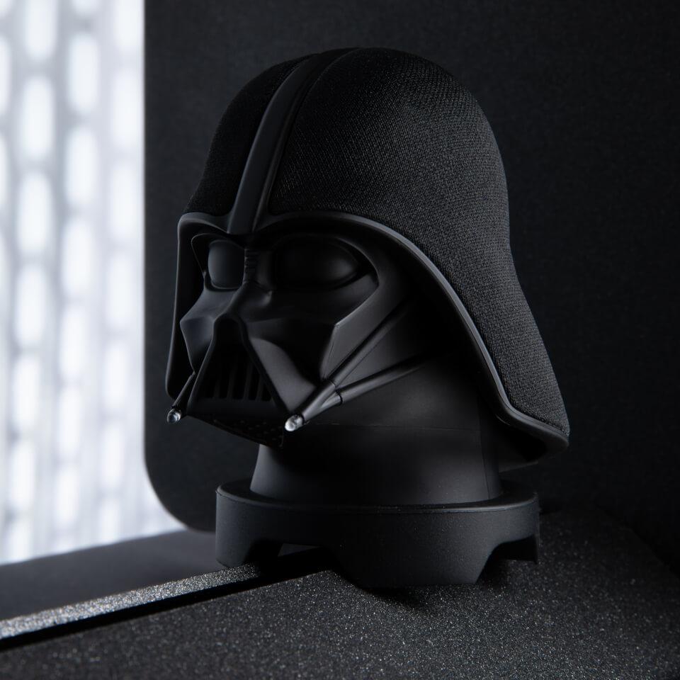 Ausgefallengadgets - JARRE Darth Vader Speaker Matt Black - Onlineshop Sowas Will Ich Auch
