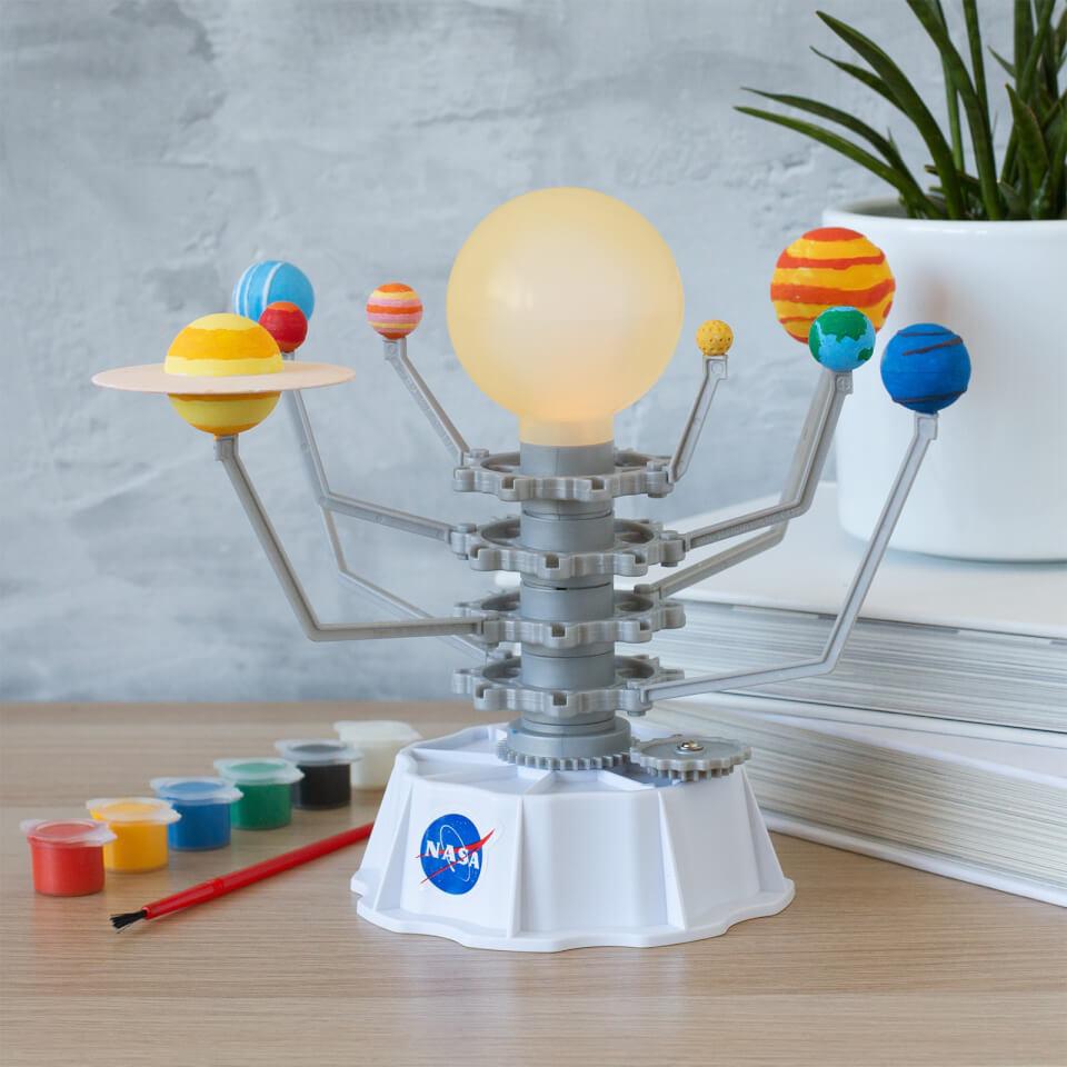 Ausgefallengadgets - NASA Solar System Construction Kit - Onlineshop Sowas Will Ich Auch