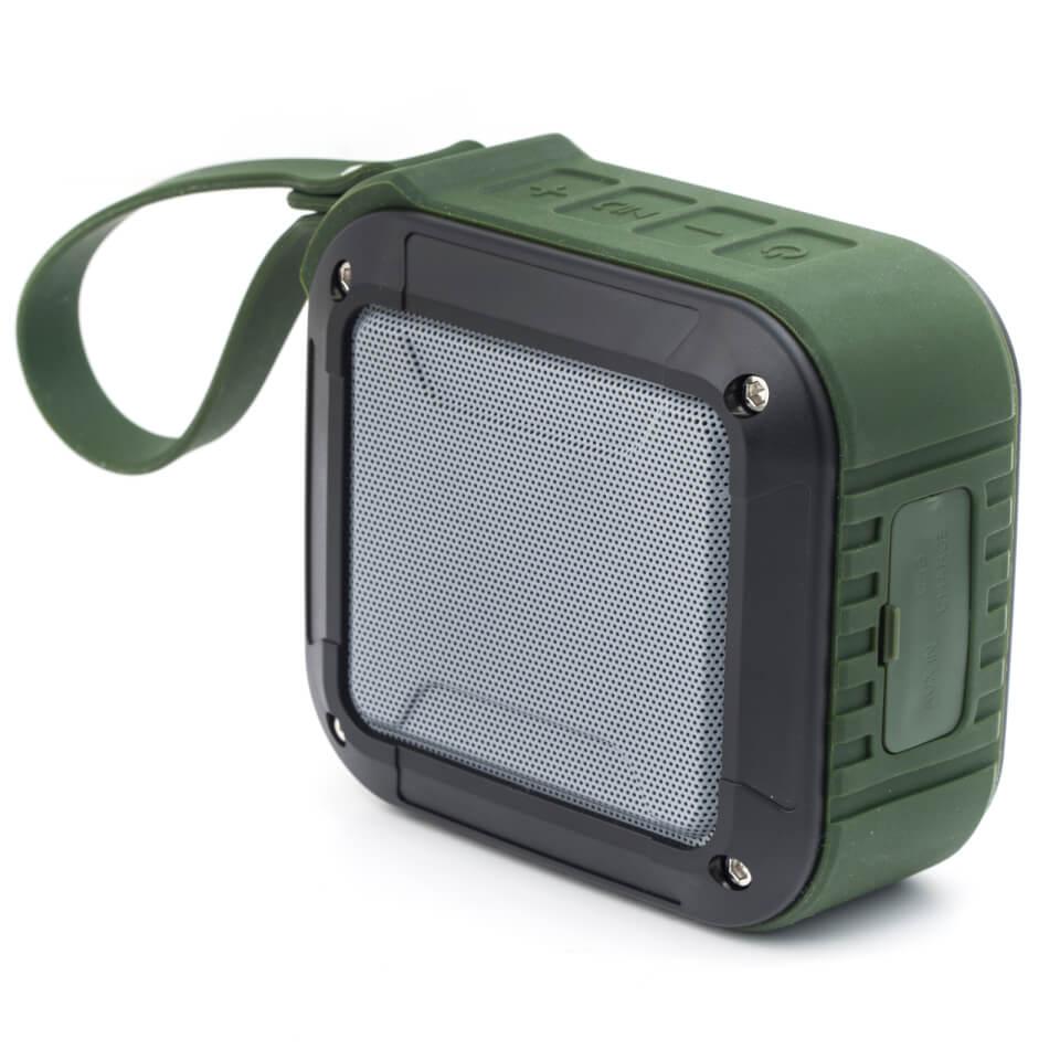 Ausgefallengadgets - Outdoor Bluetooth Speaker Green - Onlineshop Sowas Will Ich Auch