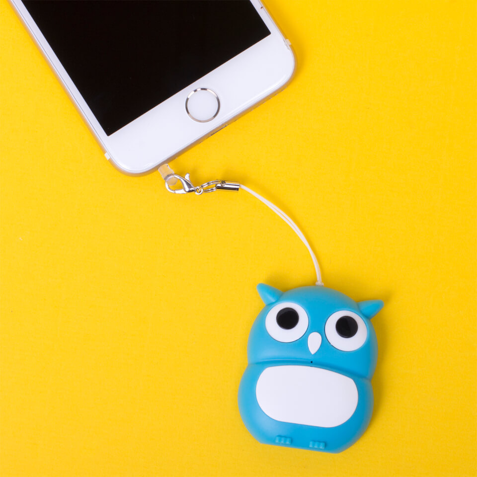 Ausgefallengadgets - Mini Bluetooth Owl Speaker - Onlineshop Sowas Will Ich Auch