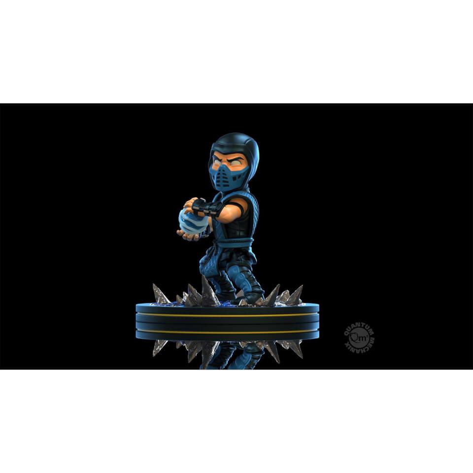 Quantum Mechanix Mortal Kombat Sub-Zero Q-Fig