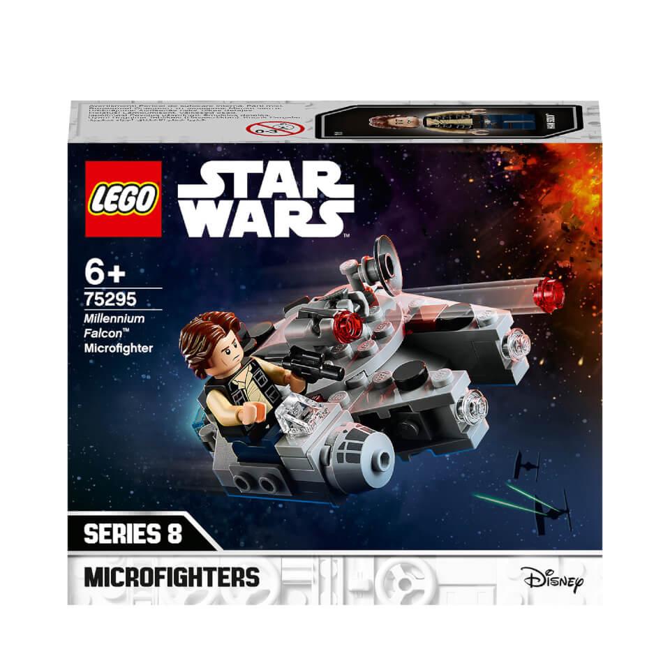 Nützlichfanartikel - LEGO® Star Wars™ Millennium Falcon™ Microfighter (75295) - Onlineshop Sowas Will Ich Auch