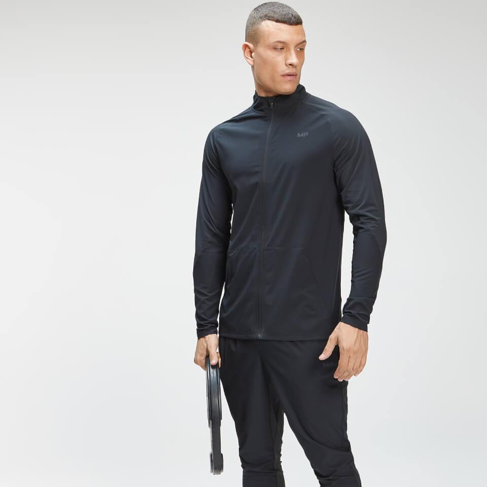 MP Tempo trainingsjack voor heren - Zwart  - XXS