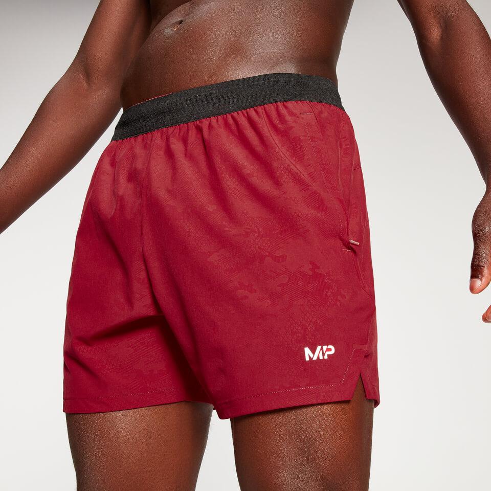 MP Men's Engage Shorts - Wine   - S