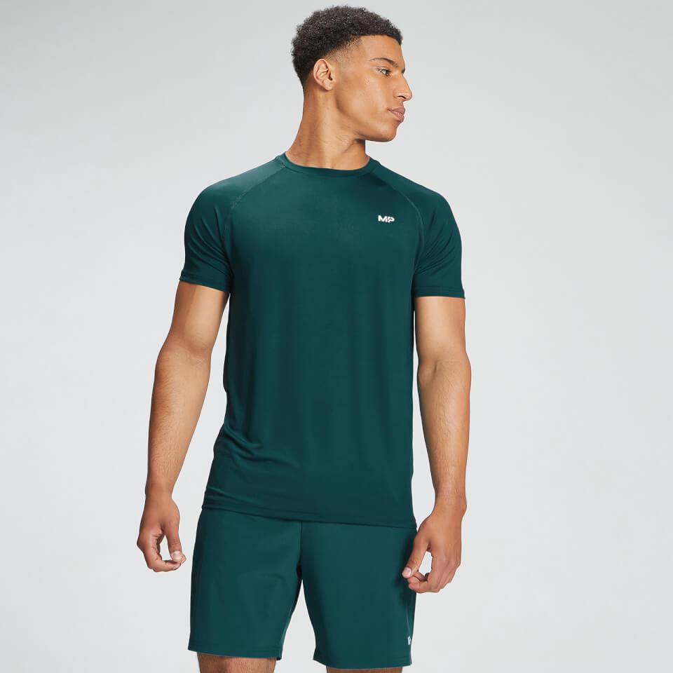 MP Men's Essentials Training T-Shirt - Deep Teal - XS