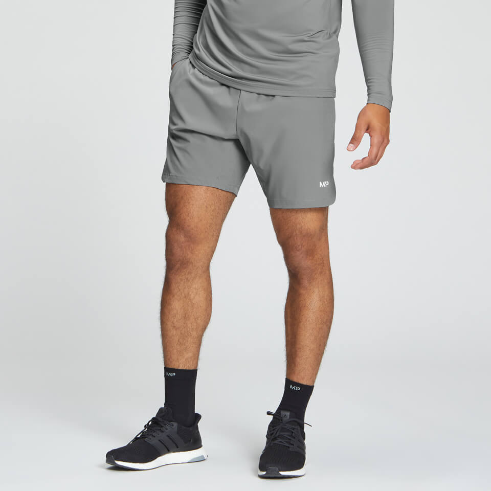 MP Men's Essentials Training Shorts - Storm - XS