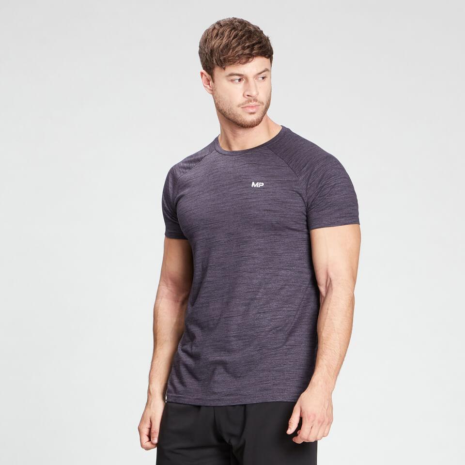 MP Men's Performance Short Sleeve T-Shirt - Smokey Purple Marl - XS