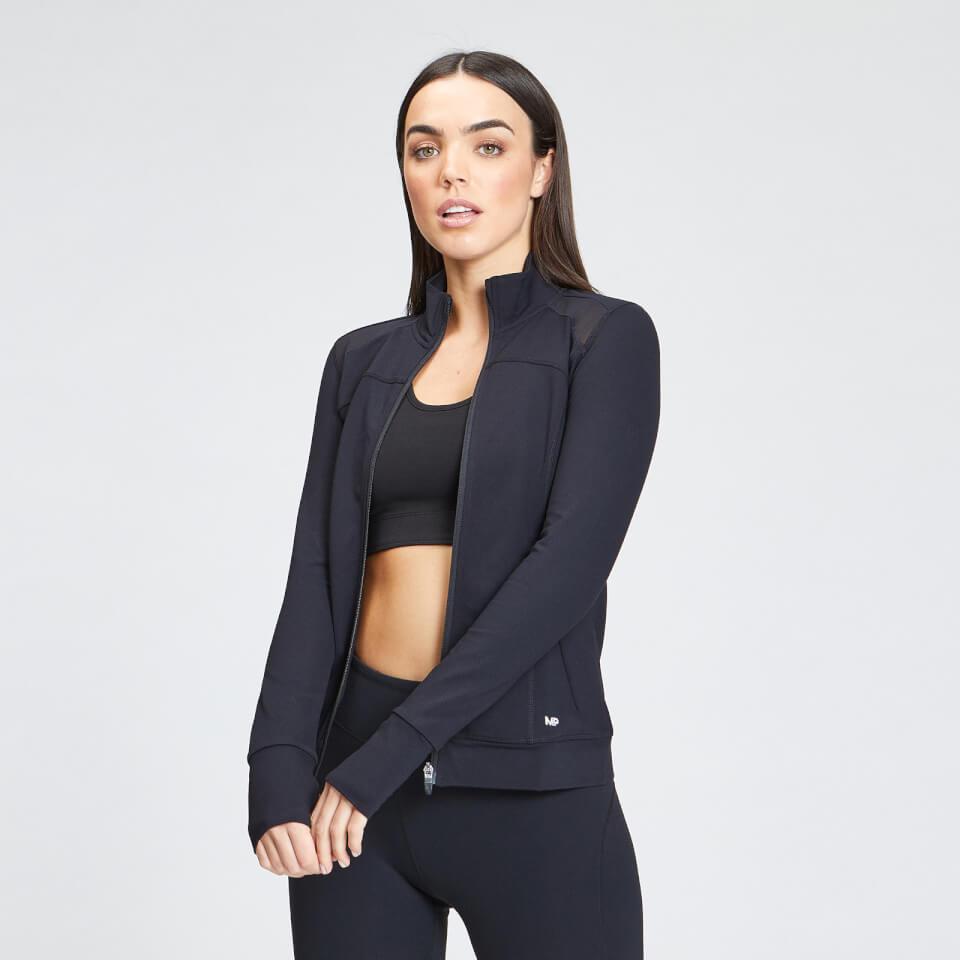 MP Women's Power Regular Fit Jacket - Black - S