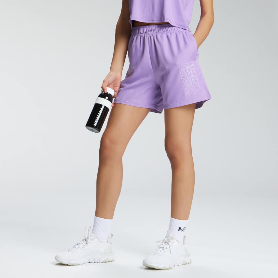 MP Women's Repeat MP Training Shorts - Deep Lilac - M