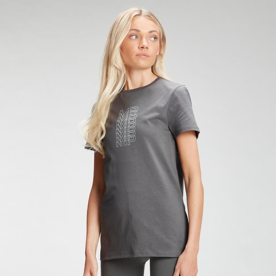 MP Women's Repeat MP T-Shirt - Carbon - S