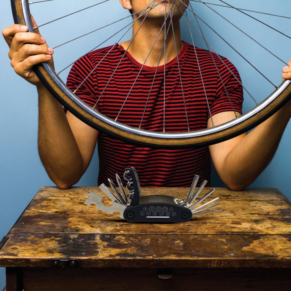 Ausgefallengadgets - 16 in 1 Bike Multi Tool - Onlineshop Sowas Will Ich Auch