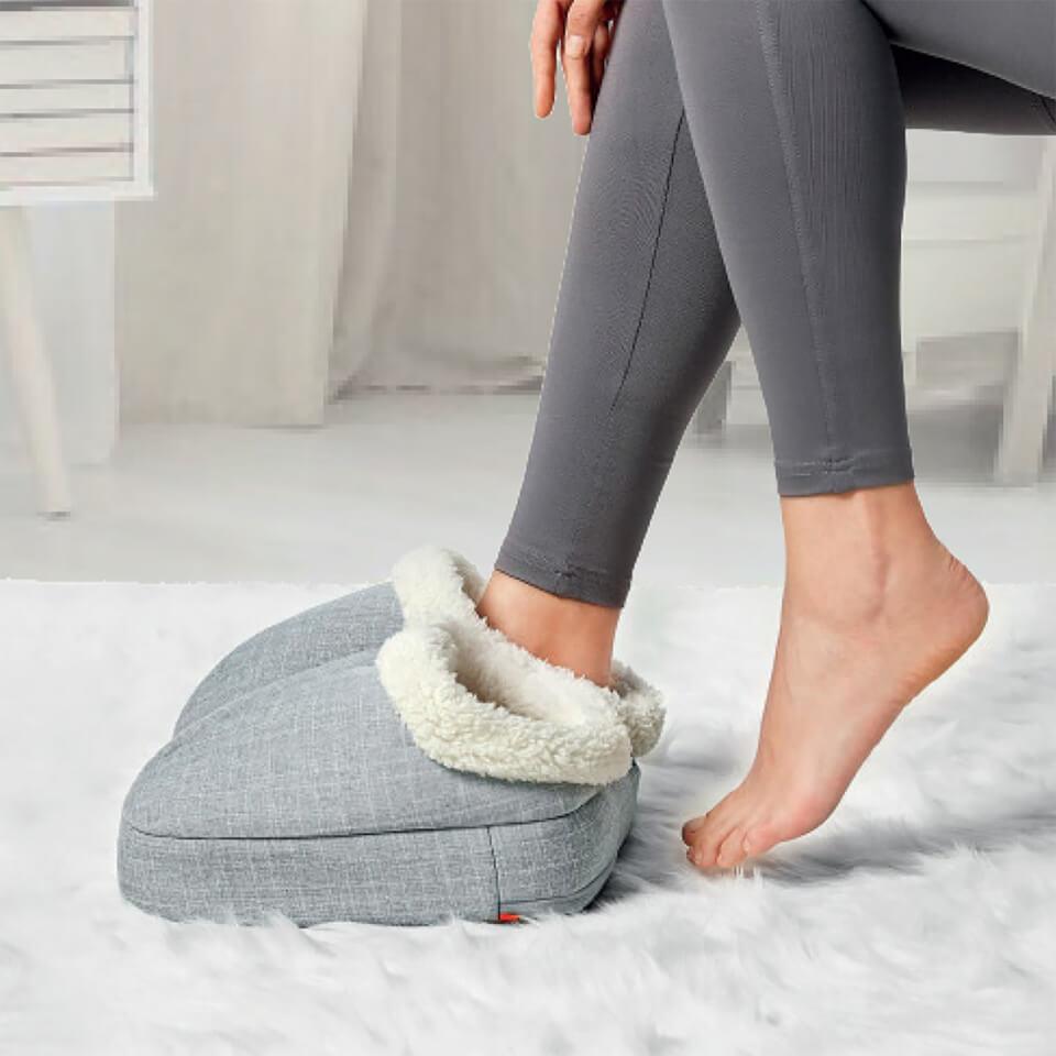 Ausgefallengadgets - Heated Foot Massager - Onlineshop Sowas Will Ich Auch