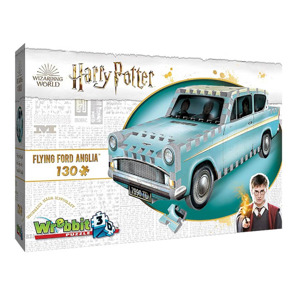 Nützlichfanartikel - Harry Potter Flying Ford Anglia 3D Puzzle (130 Pieces) - Onlineshop Sowas Will Ich Auch