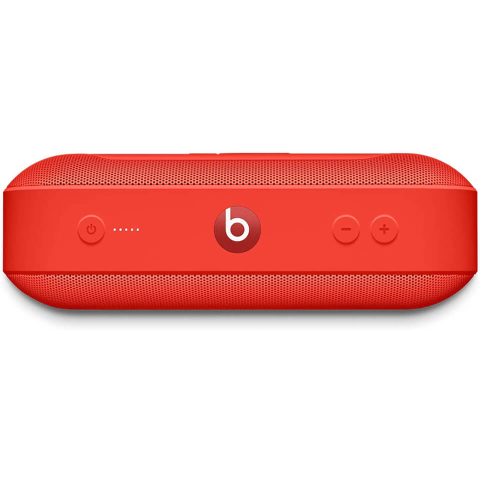 Ausgefallengadgets - Beats Pill Bluetooth Portable Speaker Red - Onlineshop Sowas Will Ich Auch