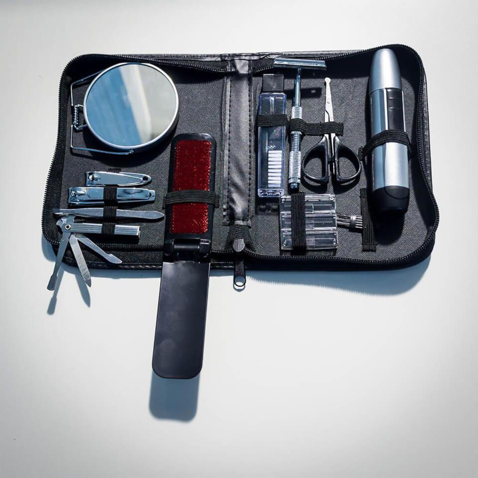 Ausgefallengadgets - Grooming Kit with Trimmer - Onlineshop Sowas Will Ich Auch
