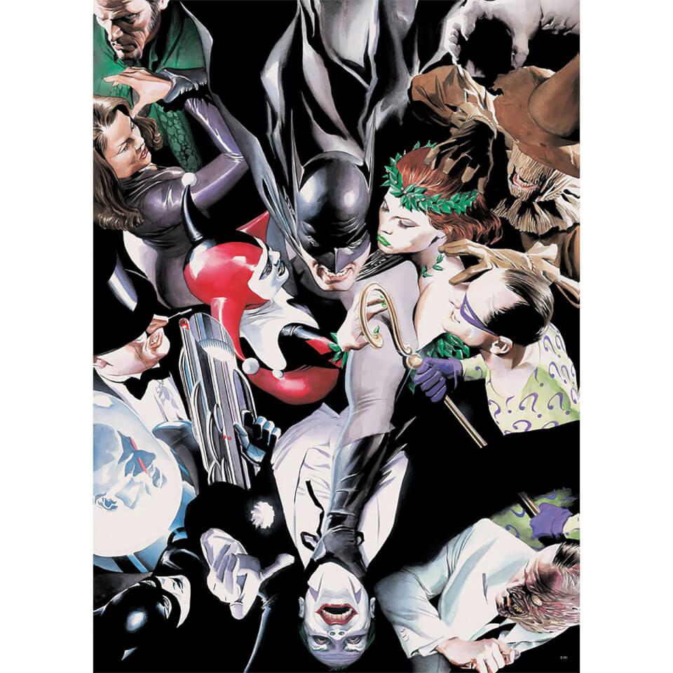 Nützlichfanartikel - Batman Tango With Evil 1000 Piece Puzzle - Onlineshop Sowas Will Ich Auch