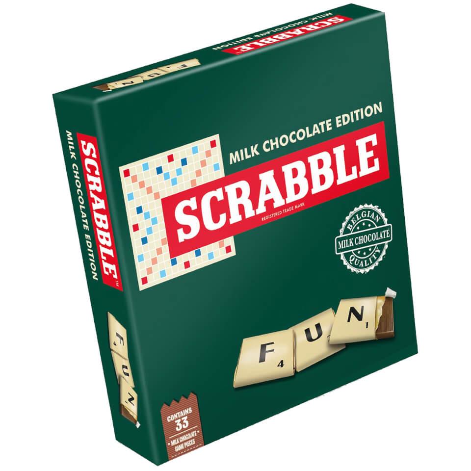 Ausgefallengadgets - Schokoladen Scrabble - Onlineshop Sowas Will Ich Auch