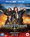 Three Musketeers 2011 -3D
