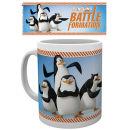 Penguins of Madagascar Battle Formation Mug