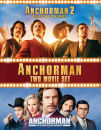 Paramount Home Entertainment Anchorman: The Legend of Ron Burgundy / Anchorman 2: The Legend Continues