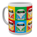 VW Camper Colours Photo Mug