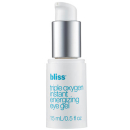bliss Triple Oxygen Instant Energizing Eye Gel 15ml