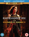 The Hunger Games  The Hunger Games Catching Fire (Includes UltraViolet Copy)