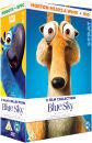 Blue Sky - Colección de 8 Películas: Ice Age 1-4 / Rio / Horton  / Robots / Epic. El Mundo Secreto