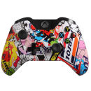 Xbox One Wireless Custom Controller - Sticker Bomb