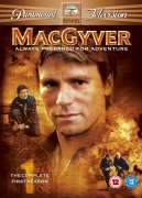 MacGyver - Complete Season 1 [Repackaged]