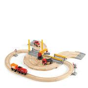 Circuit transfert de marchandises Rail / Route -Brio